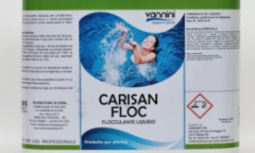 Dosaggio del Flocculante per l'acqua della piscina