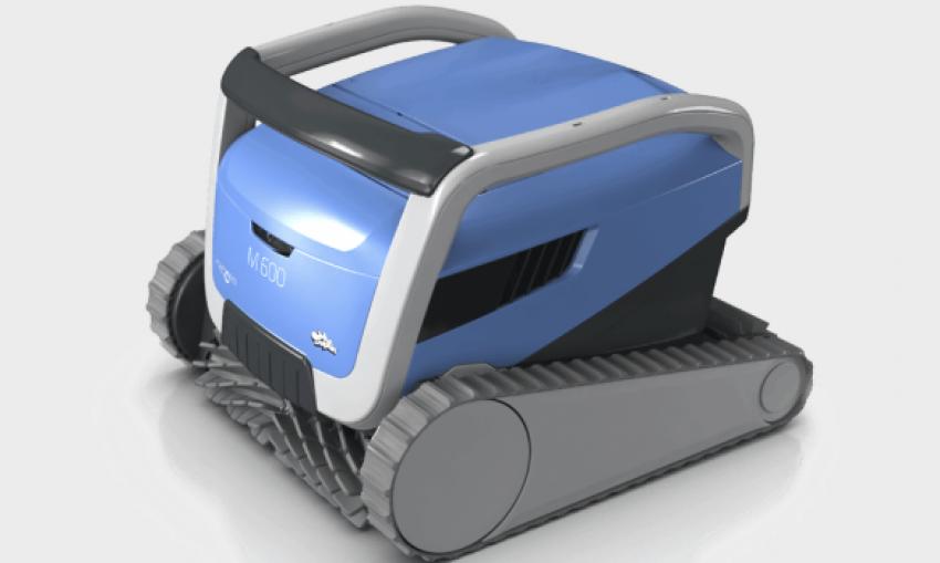 Robot Piscina Dolphin