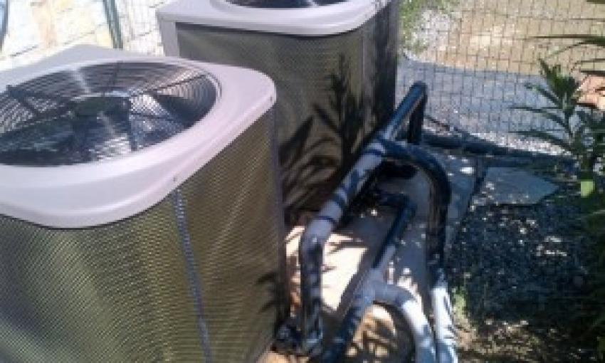 Riscaldare la piscina: pompa di calore, scambiatore, tappeto solare