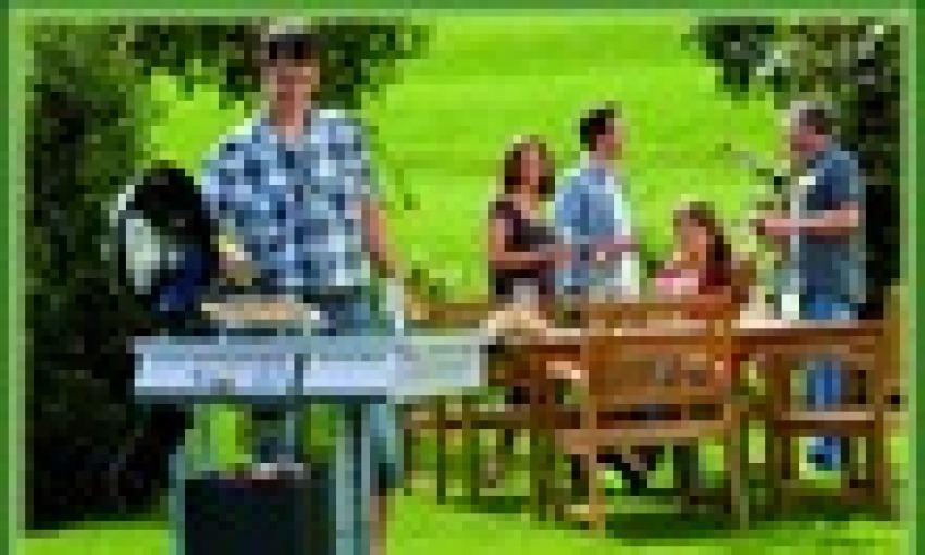 Barbecue a Gas per festeggiare l'arrivo dell'estate con una cucina sana e creativa in giardino
