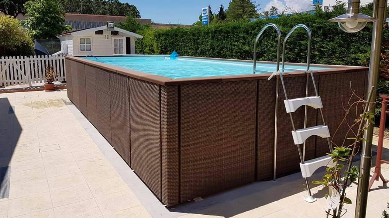 piscina da fuori terra