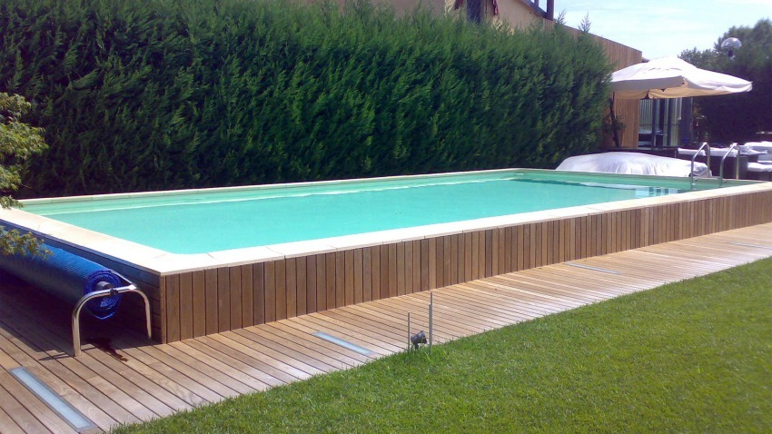 piscina semi interrata dolce vita gold