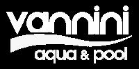 Vannini Aqua&Pool - Logo Bianco